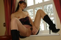 Nickis Nylons - In The Window