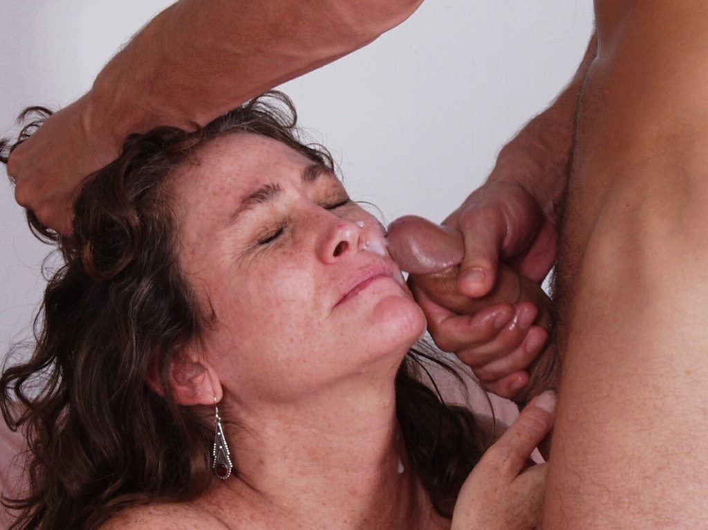 Horny kathy gets double penetrated by two black cocks