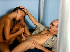 Man Handlers - Prison Slut Movie