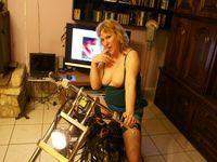 Corinne - Motorcycle
