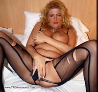 Hot Black Tights