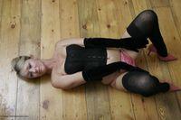 Mature Stockings - Retro Heels