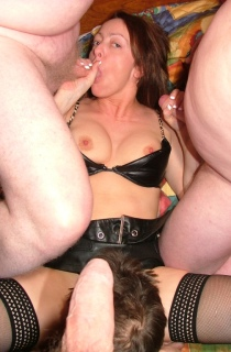 Miss M - Miss M is a 37 year old horny Irish gal who loves to dress up and get fucked.