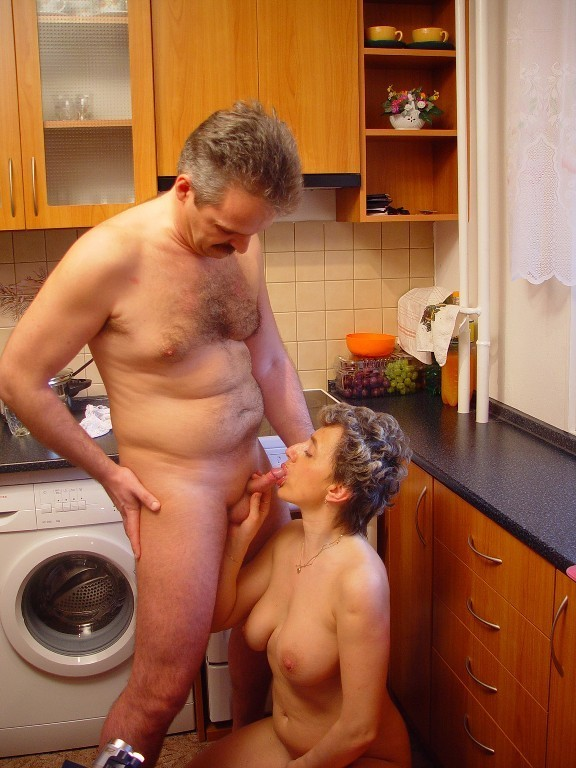 Horny housewife fuck