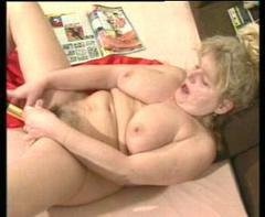 Mature Maidens - Grandma Diana gets off movie Pt2 Video