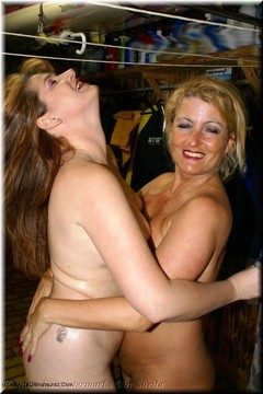 Sheilagirl - Two Hot Girls and Body Oil Free Pic 2