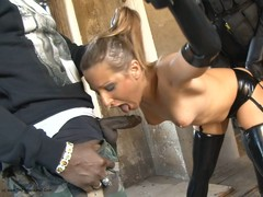 April Love - Public Disgrace Pt1 Video