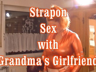 Strap On Sex Pt2